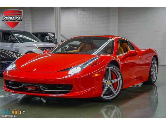 2013 Ferrari 458 SPIDER  (Stk: ) in Oakville - Image 28 of 49
