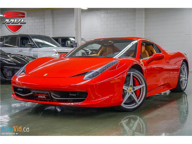 2013 Ferrari 458 SPIDER  (Stk: ) in Oakville - Image 29 of 49
