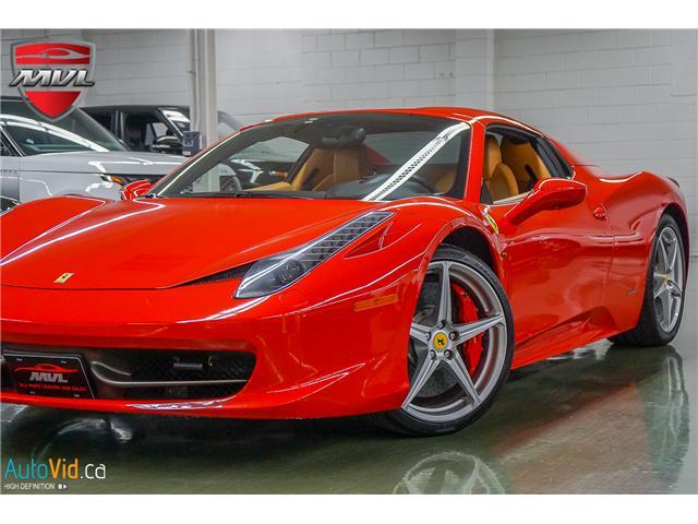 2013 Ferrari 458 SPIDER  (Stk: ) in Oakville - Image 30 of 49