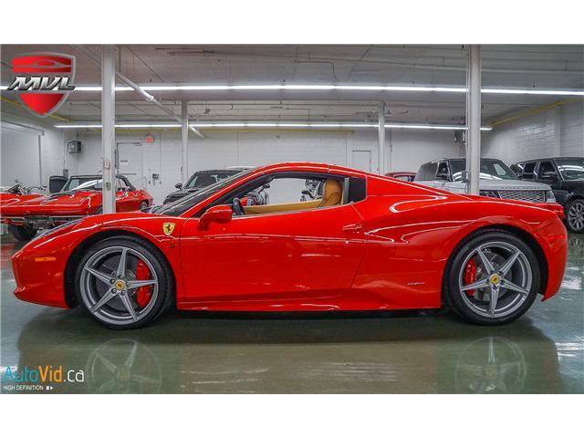 2013 Ferrari 458 SPIDER  (Stk: ) in Oakville - Image 31 of 49