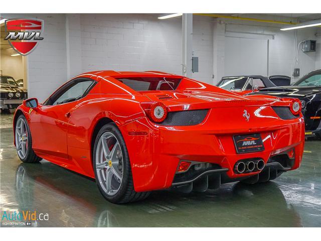 2013 Ferrari 458 SPIDER  (Stk: ) in Oakville - Image 32 of 49