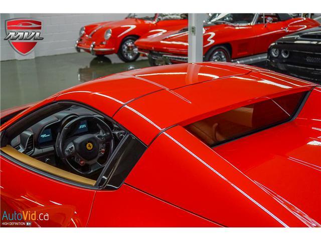2013 Ferrari 458 SPIDER  (Stk: ) in Oakville - Image 34 of 49