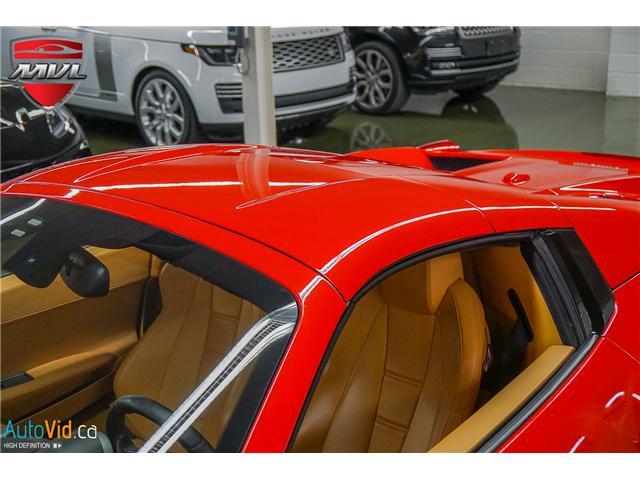 2013 Ferrari 458 SPIDER  (Stk: ) in Oakville - Image 36 of 49
