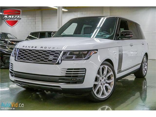 2018 Land Rover Range Rover 5.0L V8 Supercharged Autobiography (Stk: ) in Oakville - Image 2 of 46