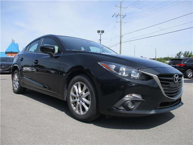 2014 Mazda Mazda3 GS-SKY (Stk: 180112) in Kingston - Image 1 of 13