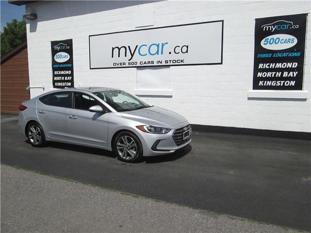 2018 Hyundai Elantra GLS (Stk: 180801) in North Bay - Image 2 of 14