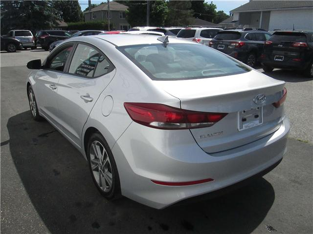 2018 Hyundai Elantra GLS (Stk: 180801) in North Bay - Image 5 of 14