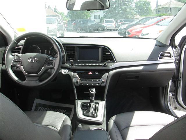 2018 Hyundai Elantra GLS (Stk: 180801) in North Bay - Image 13 of 14