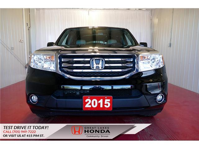 2015 Honda Pilot EX-L (Stk: HP521) in Sault Ste. Marie - Image 2 of 27