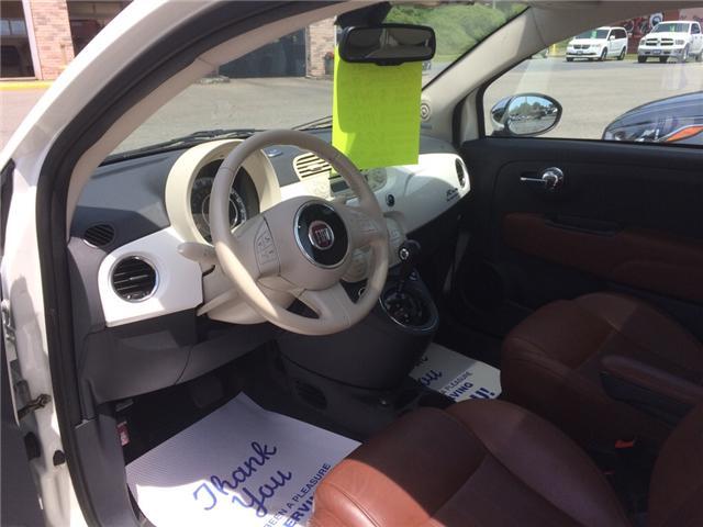 2012 Fiat 500 Lounge (Stk: svg665) in Morrisburg - Image 3 of 5