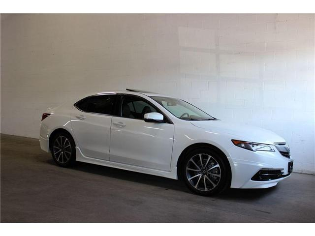 2015 Acura TLX Tech (Stk: 801909) in Vaughan - Image 1 of 30