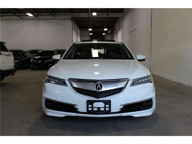 2015 Acura TLX Tech (Stk: 801909) in Vaughan - Image 2 of 30