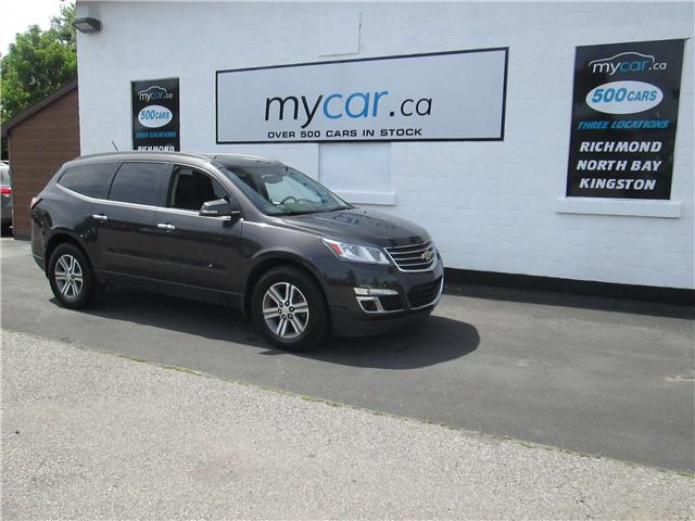 2015 Chevrolet Traverse 2LT (Stk: 180659) in Richmond - Image 2 of 15