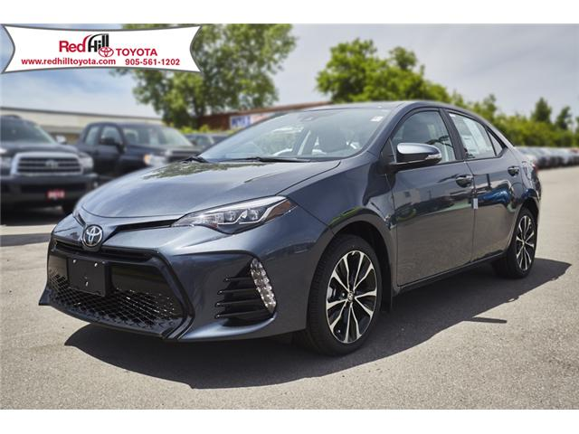 2019 Toyota Corolla SE Upgrade Package (Stk: 19018) in Hamilton - Image 1 of 18