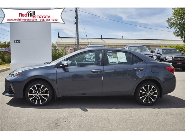 2019 Toyota Corolla SE Upgrade Package (Stk: 19018) in Hamilton - Image 2 of 18