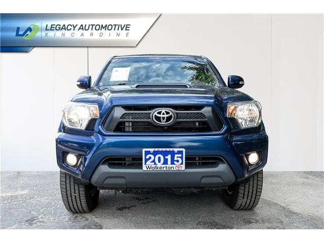 2015 Toyota Tacoma V6 (Stk: 18289A) in Kincardine - Image 2 of 24