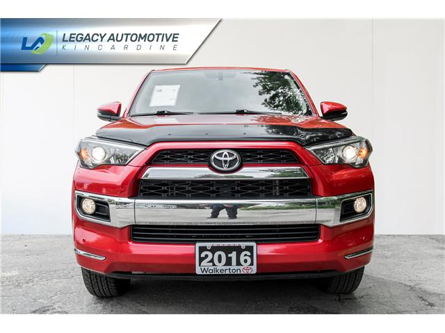 2016 Toyota 4Runner SR5 (Stk: 18250B) in Kincardine - Image 2 of 26