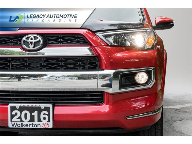 2016 Toyota 4Runner SR5 (Stk: 18250B) in Walkerton - Image 8 of 26