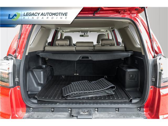 2016 Toyota 4Runner SR5 (Stk: 18250B) in Walkerton - Image 10 of 26