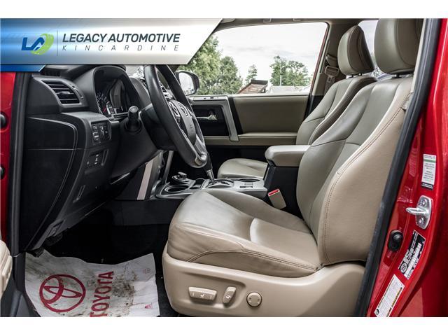 2016 Toyota 4Runner SR5 (Stk: 18250B) in Walkerton - Image 11 of 26