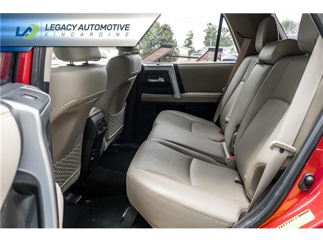 2016 Toyota 4Runner SR5 (Stk: 18250B) in Walkerton - Image 12 of 26