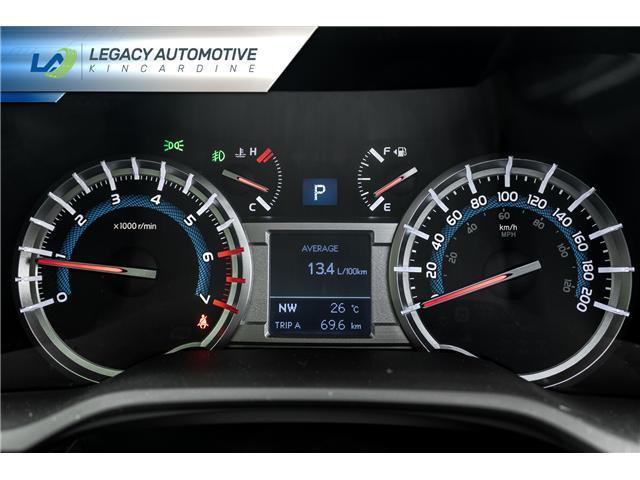 2016 Toyota 4Runner SR5 (Stk: 18250B) in Walkerton - Image 15 of 26