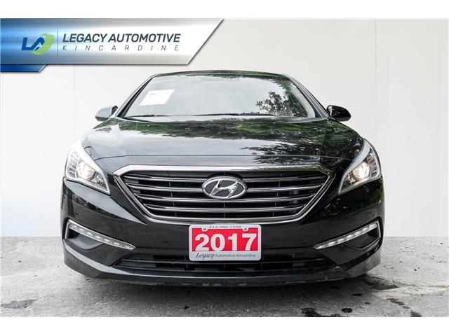 2017 Hyundai Sonata GL (Stk: L8003) in Kincardine - Image 2 of 18