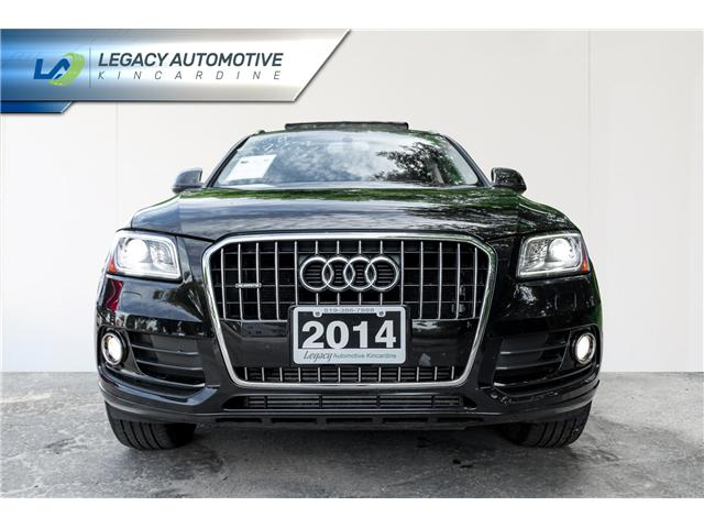 2014 Audi Q5 2.0 Progressiv (Stk: P8005) in Kincardine - Image 2 of 25