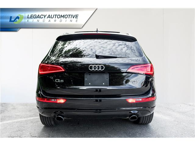 2014 Audi Q5 2.0 Progressiv (Stk: P8005) in Kincardine - Image 5 of 25