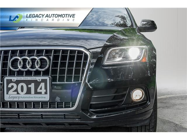 2014 Audi Q5 2.0 Progressiv (Stk: P8005) in Kincardine - Image 9 of 25