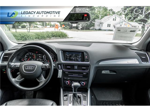 2014 Audi Q5 2.0 Progressiv (Stk: P8005) in Kincardine - Image 16 of 25