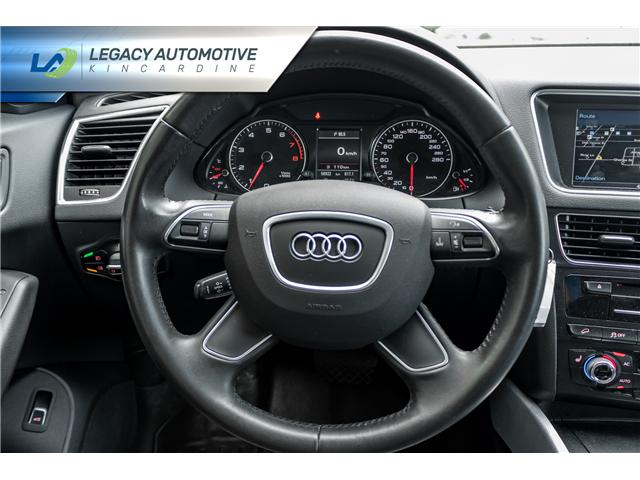 2014 Audi Q5 2.0 Progressiv (Stk: P8005) in Kincardine - Image 17 of 25