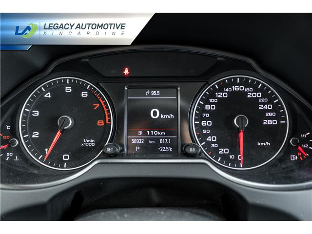 2014 Audi Q5 2.0 Progressiv (Stk: P8005) in Kincardine - Image 18 of 25