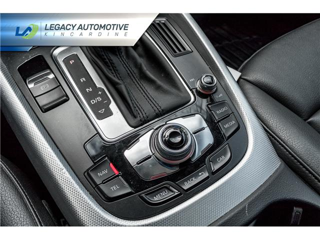 2014 Audi Q5 2.0 Progressiv (Stk: P8005) in Kincardine - Image 20 of 25