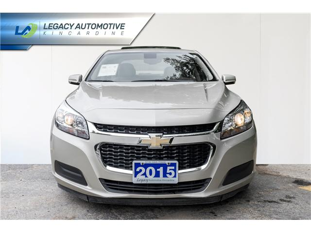 2015 Chevrolet Malibu 1LT (Stk: P8028) in Walkerton - Image 2 of 25