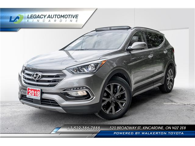 2018 Hyundai Santa Fe Sport 2 0T Ultimate ALMOST NEW | REMOTE START