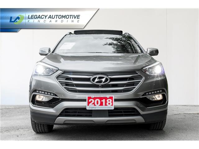 2018 Hyundai Santa Fe Sport 2.0T Ultimate (Stk: P8040) in Kincardine - Image 2 of 25