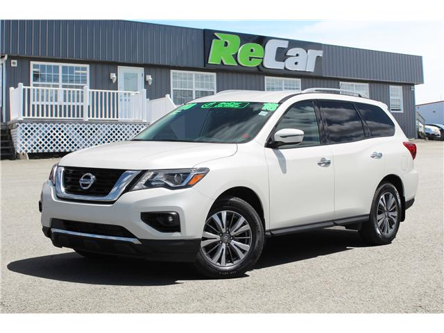 2018 Nissan Pathfinder  (Stk: 180586A) in Fredericton - Image 1 of 29