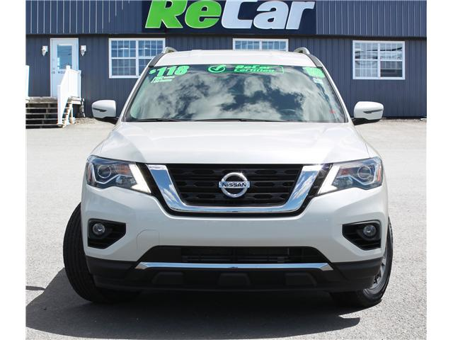 2018 Nissan Pathfinder  (Stk: 180586A) in Fredericton - Image 2 of 29