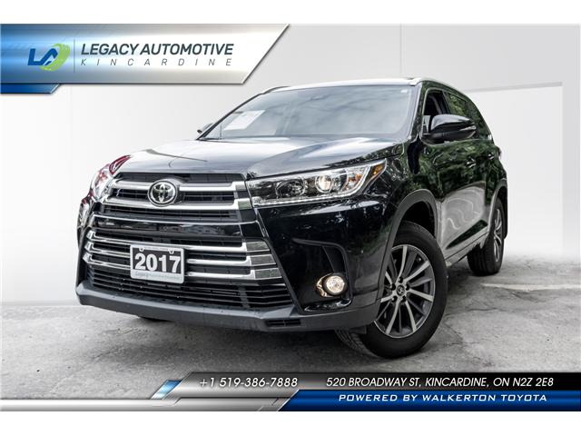 2017 Toyota Highlander XLE (Stk: P8069) in Kincardine - Image 1 of 29
