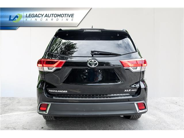 2017 Toyota Highlander XLE (Stk: P8069) in Kincardine - Image 5 of 29