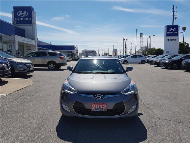 2012 Hyundai Veloster  (Stk: 11499P) in Scarborough - Image 2 of 10