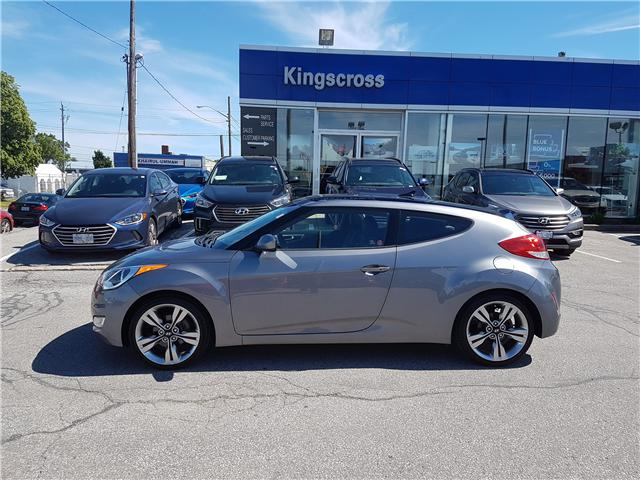 2012 Hyundai Veloster  (Stk: 11499P) in Scarborough - Image 1 of 10