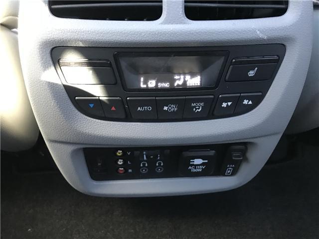 2016 Honda Pilot Touring (Stk: B2084) in Lethbridge - Image 15 of 26