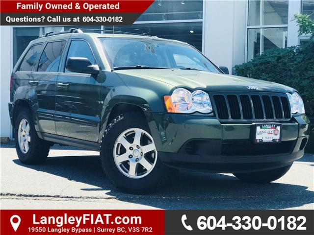 2009 Jeep Grand Cherokee Laredo (Stk: J226640AB) in Surrey - Image 1 of 28
