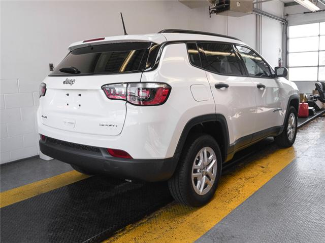 2018 Jeep Compass Sport (Stk: 4576940) in Burnaby - Image 2 of 7