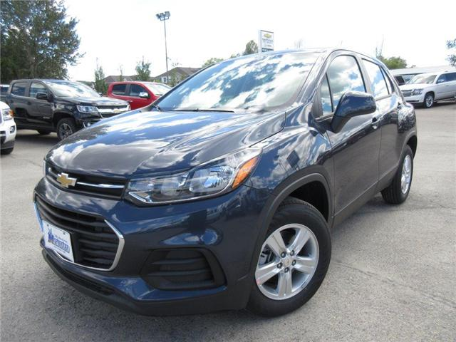 2018 Chevrolet Trax LS (Stk: 1J95425) in Cranbrook - Image 1 of 18