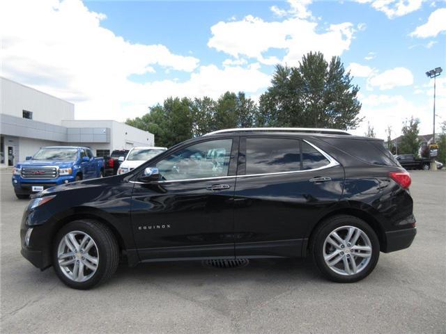2018 Chevrolet Equinox Premier (Stk: 1X87264) in Cranbrook - Image 2 of 18