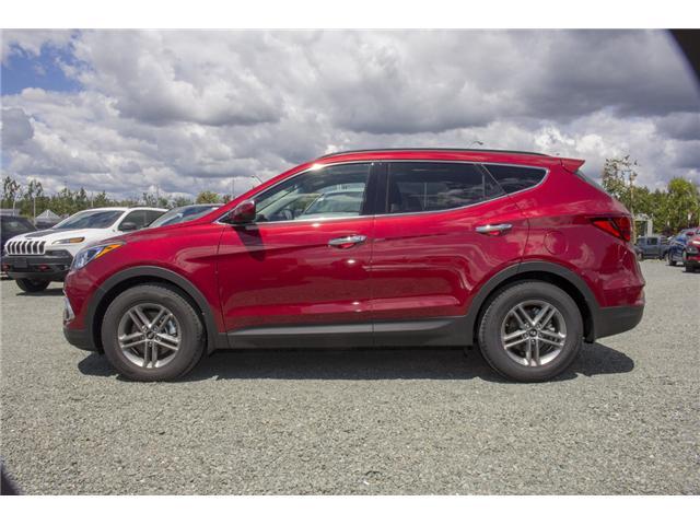 2018 Hyundai Santa Fe Sport 2.4 SE (Stk: JF551270) in Abbotsford - Image 4 of 26