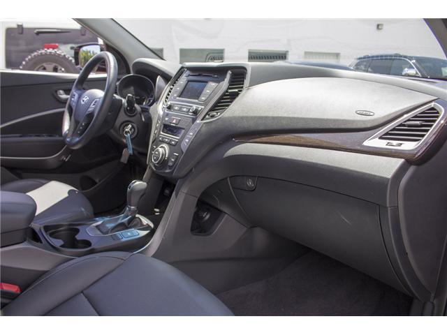2018 Hyundai Santa Fe Sport 2.4 SE (Stk: JF551270) in Abbotsford - Image 16 of 26